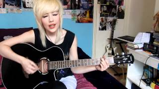 Acoustic cover of LOSING IT by Never Shout Never