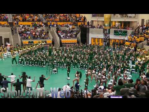 Norfolk State Spirit Mix - 2018 NSU vs VSU BOTB