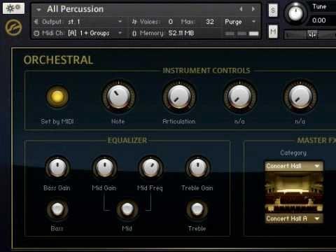 Demo: Native Instruments Session Strings (pt. 1)