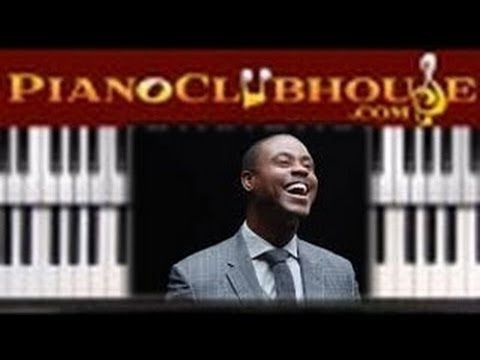 🎹  AWESOME - Pastor Charles Jenkins (gospel piano tutorial lesson) ♫