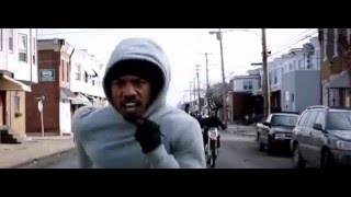 "I do not own right to movie ""Creed"". Just a scene from the movie. S..."
