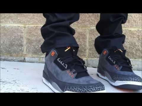 Jordan 3 III Retro \