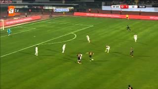 FUTBOL | Özet: Ziraat Türkiye Kupası / MP Antalyaspor 1 -- 1 Galatasaray