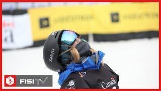 Silvia Bertagna conquista la Coppa del Mondo di Ski Big Air!