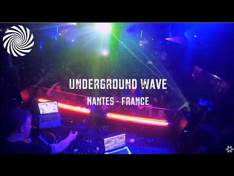 BLiSS @ Underground Wave (Nantes, France) 2016