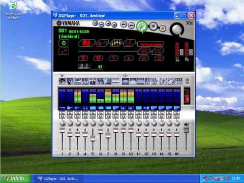 Ambient (Yamaha XG)