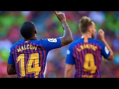 Are the Barcelona futures of Samuel Umtiti, Ivan Rakitic & Malcom already decided?