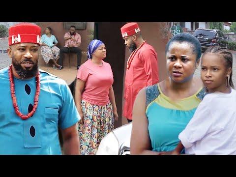 "Download The Poor Beautiful Single Mother & The President Son ""New Movie"" 1&2-Fredrick Leonard/Uju Okoli 2021"