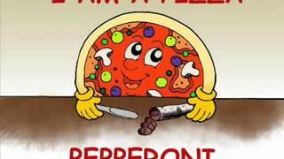 I am a pizza