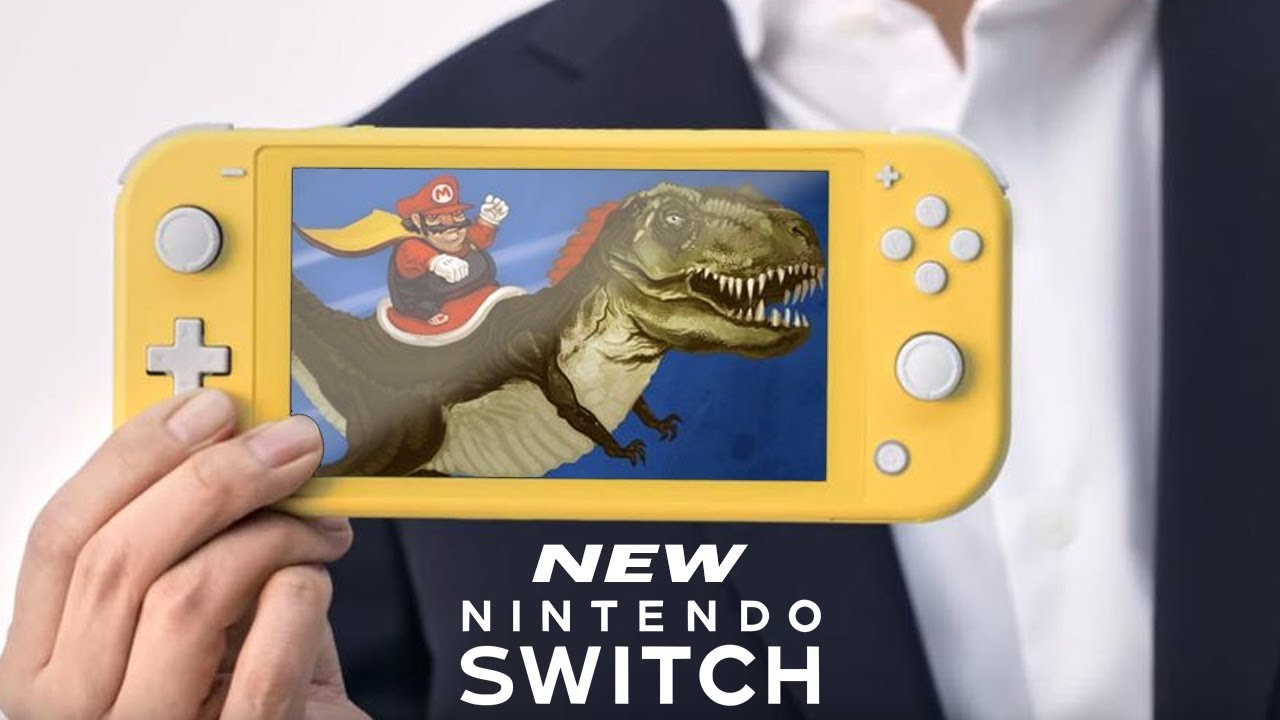 Nintendo Announces $199 Switch Lite with Fewer Features - Inside Gaming  Daily