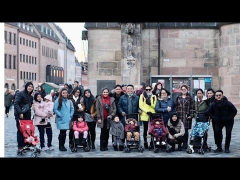Keluarga A6 Hari ke 6 dari kota Kolin Jerman menuju ke Nederland Belanda 😍😘