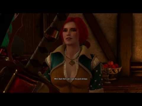The Witcher Wild Hunt - Triss' earring