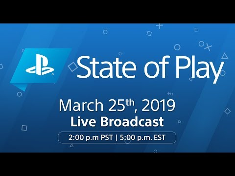 Where to watch PlayStation's State of Play livestream