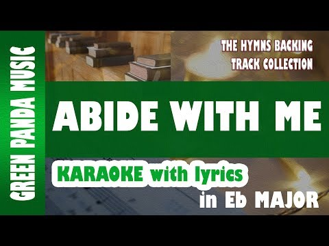 Abide with Me - Karaoke/Backing Track from The Hymns Backing Track Collection