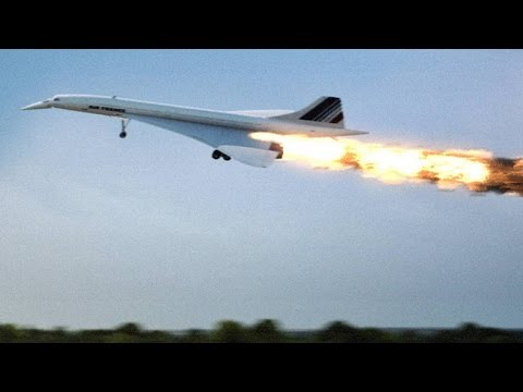 How the Crash of Flight 4590 Destroyed Concorde's Mystique