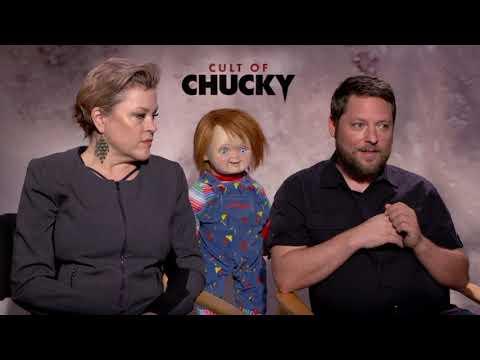 Interview: Alex Vincent & Christine Elise talk CULT OF CHUCKY (Nerdly.co.uk)
