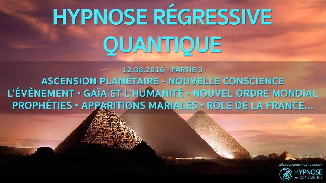 Hypnose Régressive Quantique #02c - Nouveaux Enfants, Marie, Prophéties, Nouvel Ordre Mondial