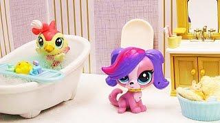LPS Minişler Banyo Günü