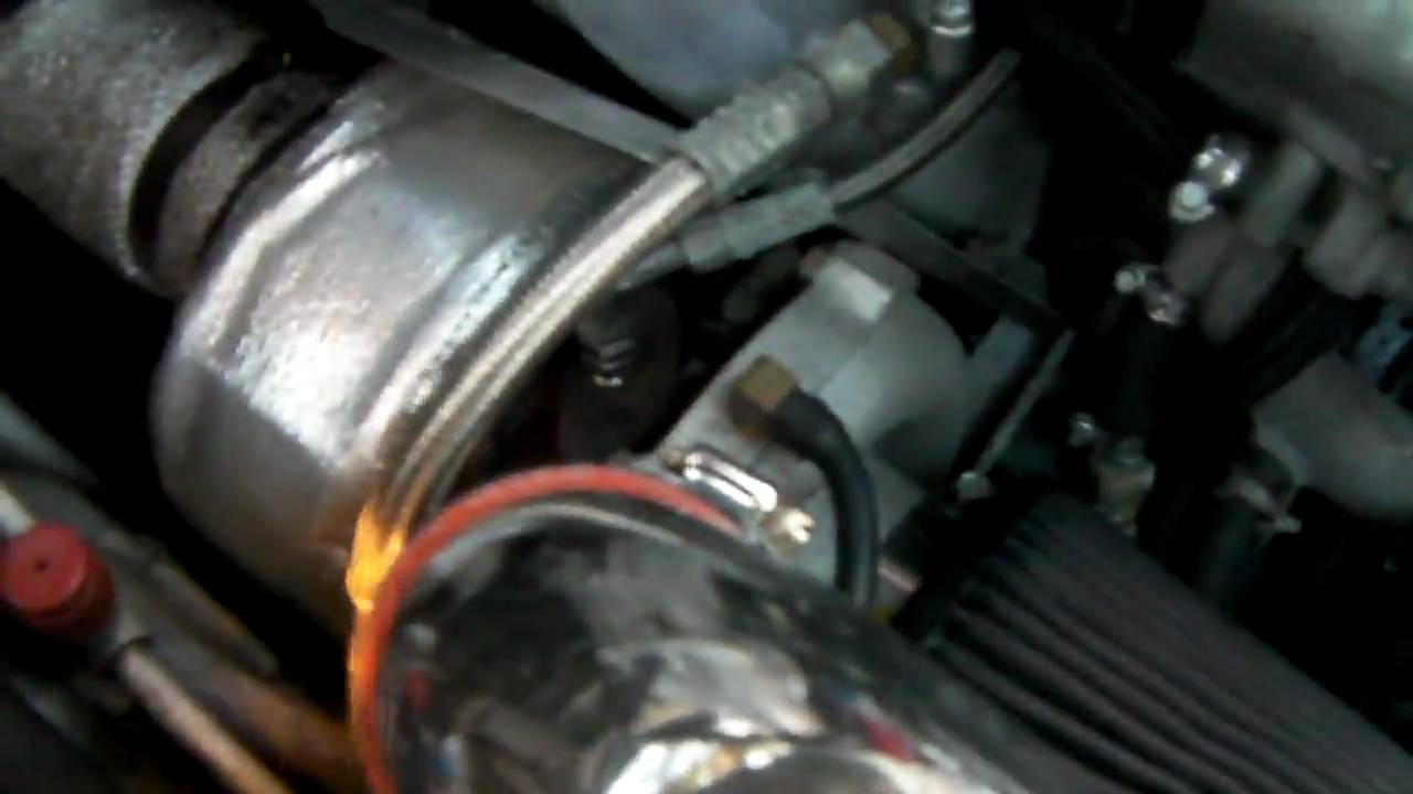 Water Cooled Precision 60 1 93 Mazda RX7 FD
