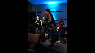 Time will Reveal - JED MADELA jamming with version FOUR POINT O