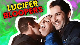 Lucifer Bloopers and Funny Moments On The Set |🍿 OSSA Movies