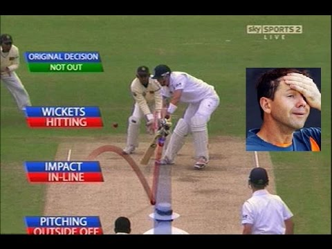 Worst Decisions By DRS In Cricket History - Best Fails Of DRS - Funny Umpire