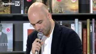 """Roberto Saviano presenta """"ZeroZeroZero"""" alla Feltrinelli di Roma (integrale)"""