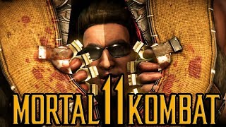 Johnny Cage Teased By Ed Boon Mortal Kombat 11