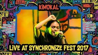 Kimokal live at SynchronizeFest - 6 Oktober 2017