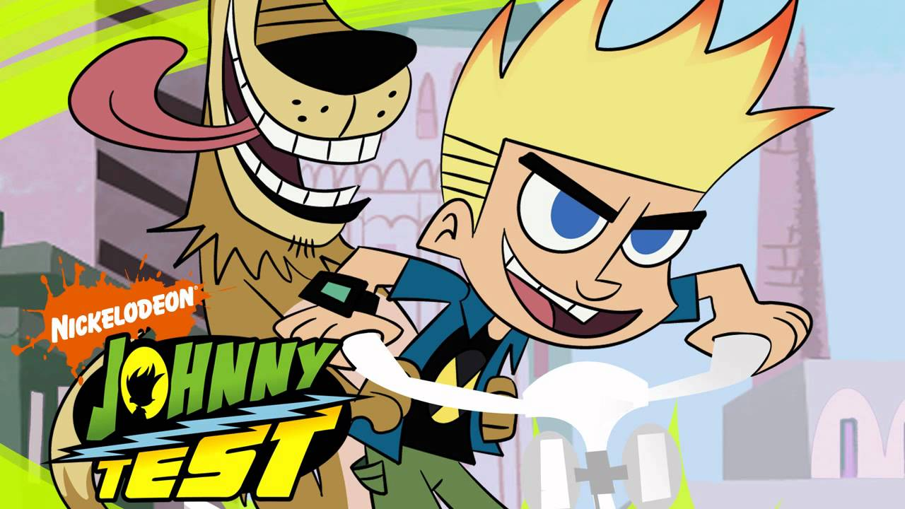 Johnny Test Theme Song Intro HQ