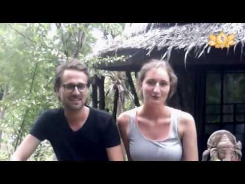 GERMAN - Blooming Lotus Yoga Retreat Thailand - Review