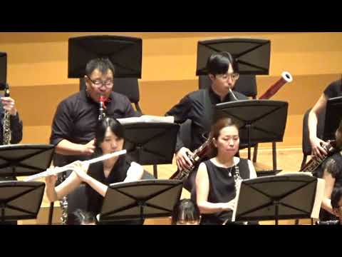 Debussy: Prelude to the afternoon of a Faun @ Color Philharmonic Orchestra 9th Concert