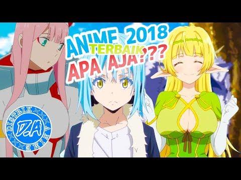 Gak Ada Yang Menarik Di Anime Tahun 2018, Tapi...