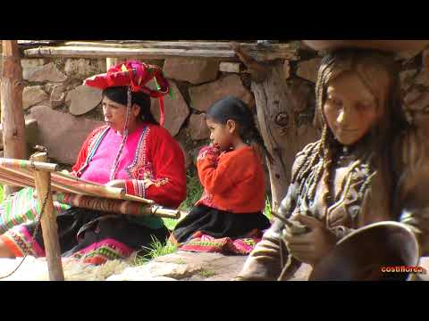 Peru - Urubamba Sacred Valley of the Incas,part1 - South America part 52 - Travel video HD