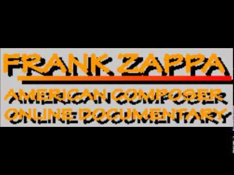 Frank Zappa, American Composer 1
