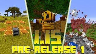 Minecraft 1.15: [Pre-Release 1] Co Nowego? Data Wydania Aktualizacji! TNT Nie LAGUJĄ!