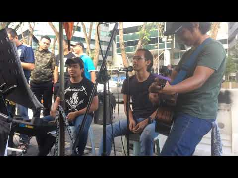 Projector Band - Meskipun Kau Tahu cover by Touching Buskers