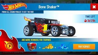 Asphalt 8, Hot Wheels - Bone Shaker Championship, FIRST LOOK