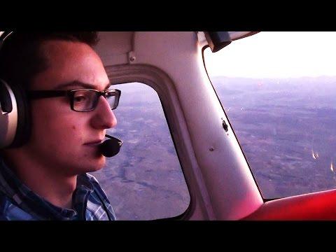 Texas to Arizona   Cessna 172   800 Mile Flight