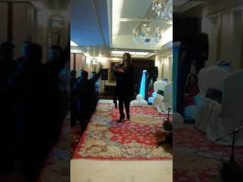 Aman Ali performing at PC Hotel Rawalpindi ,Event Arranged By Nc Event Management