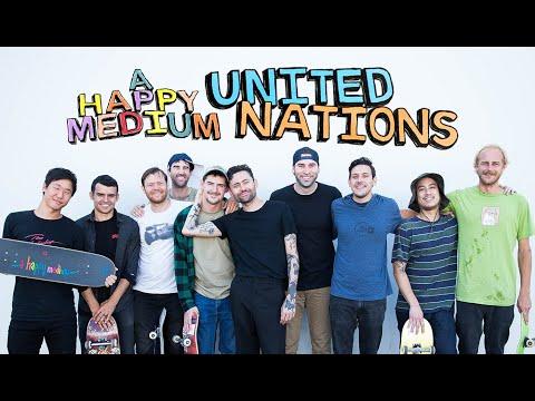 A Happy Medium   United Nations