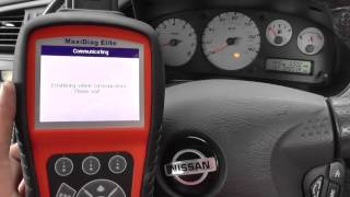 How TO Diagnose a Nissan ABS Fault Warning Dash Light The Easy Way