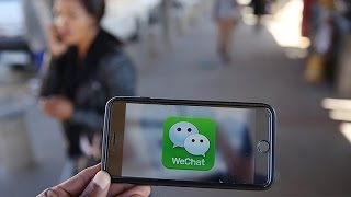 Russia blocks access to WeChat messenger app