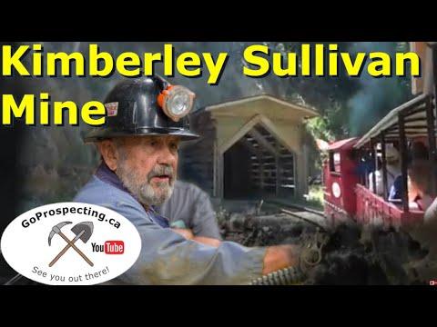 Kimberley Sullivan Underground Mine Tour