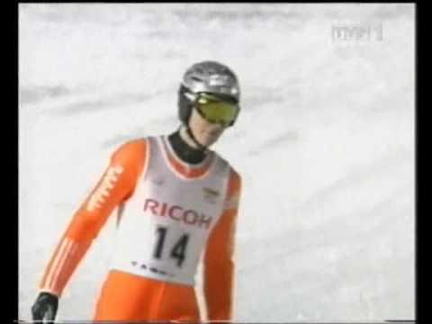 Guido Landert 131,5m Sapporo 2006