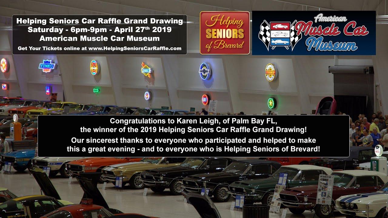 Helping Seniors Car Raffle | Helping Seniors
