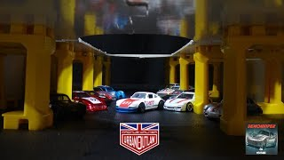 Hot Wheels Magnus Walker Urban Outlaw Cars Collection