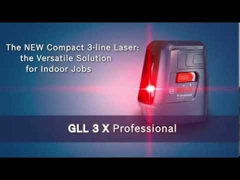 Bosch Line Laser GLL 3 X Malaysia - Boschhardware.com