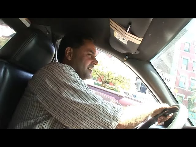 Qui sont les chauffeurs de taxi new yorkais ?