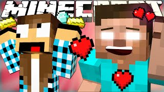 Minecraft - HEROBRINE GETS A GIRLFRIEND?!